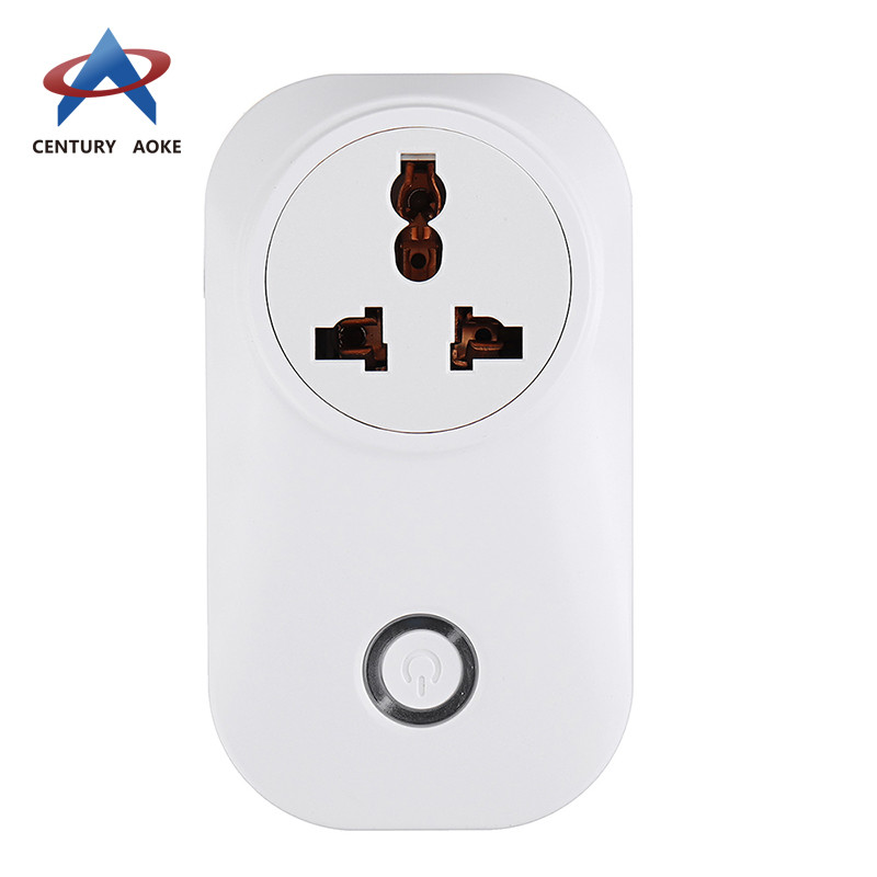 Indian smart wifi remote control socket AK-P61W-04F