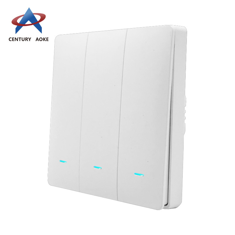 Three touch control light switch AK-PS13-01F