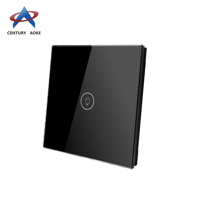 practical touch sensor light switch series usedfor smart home security