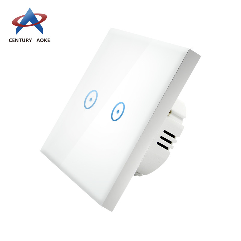 Two touch sensor light switch AK-PS02-02F