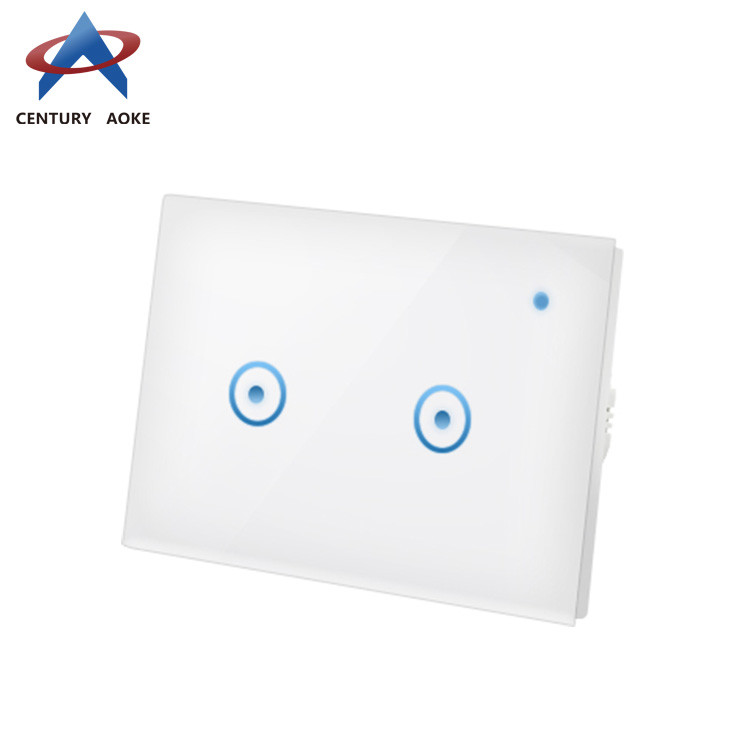 Two touch button light swtich AK-PS02-12F