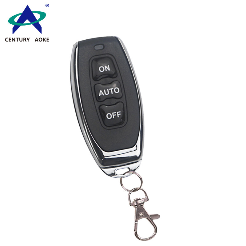 Reinforced metal small pepper 3-key pair copy copy wireless remote control AK-027C