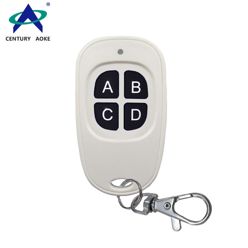 Enhanced duck-egg type 4-key copy wireless best remote control AK-079A-KB