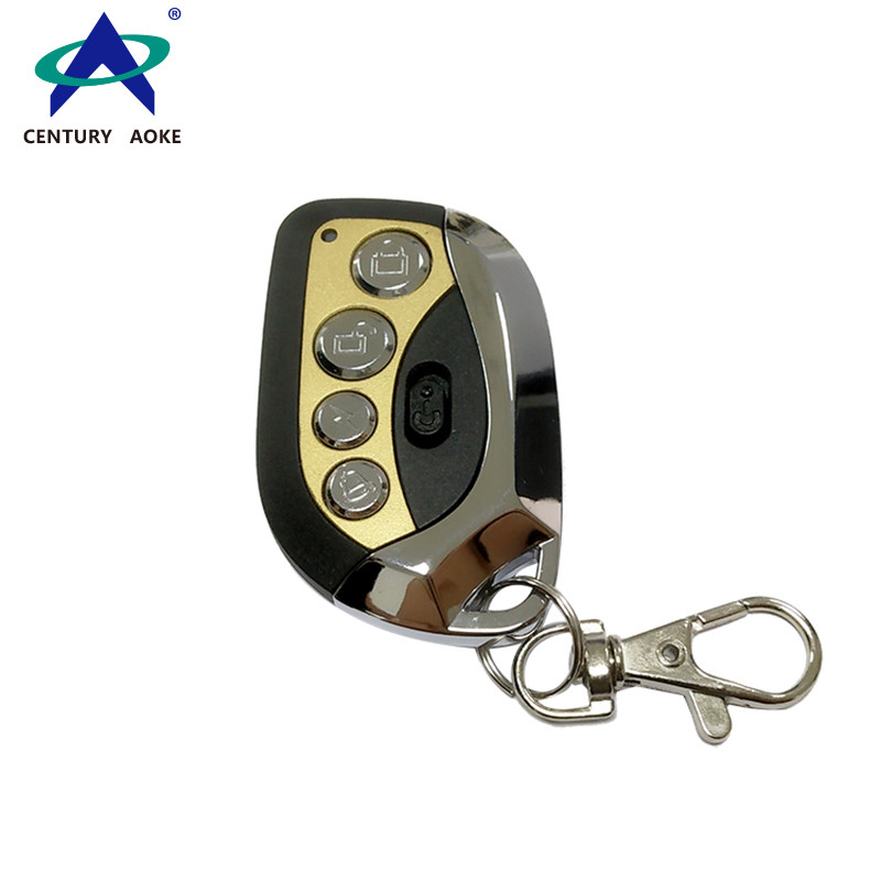 Reinforced power switch metal four-button wireless remote control duplicator AK-1802