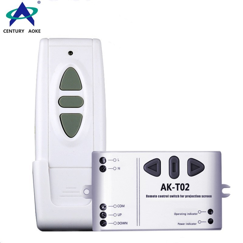 practical outdoor remote control light switch series used in electric windows and doors
