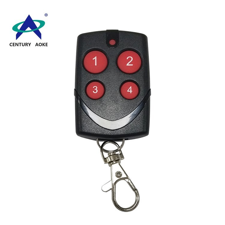 Face to face copy code duplicator remote control 4 channels wireless remote duplicator for auto electric gate