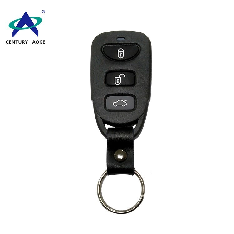 315/433MHz  buckle universal RF wireless mini remote control for electronics door/gate/car