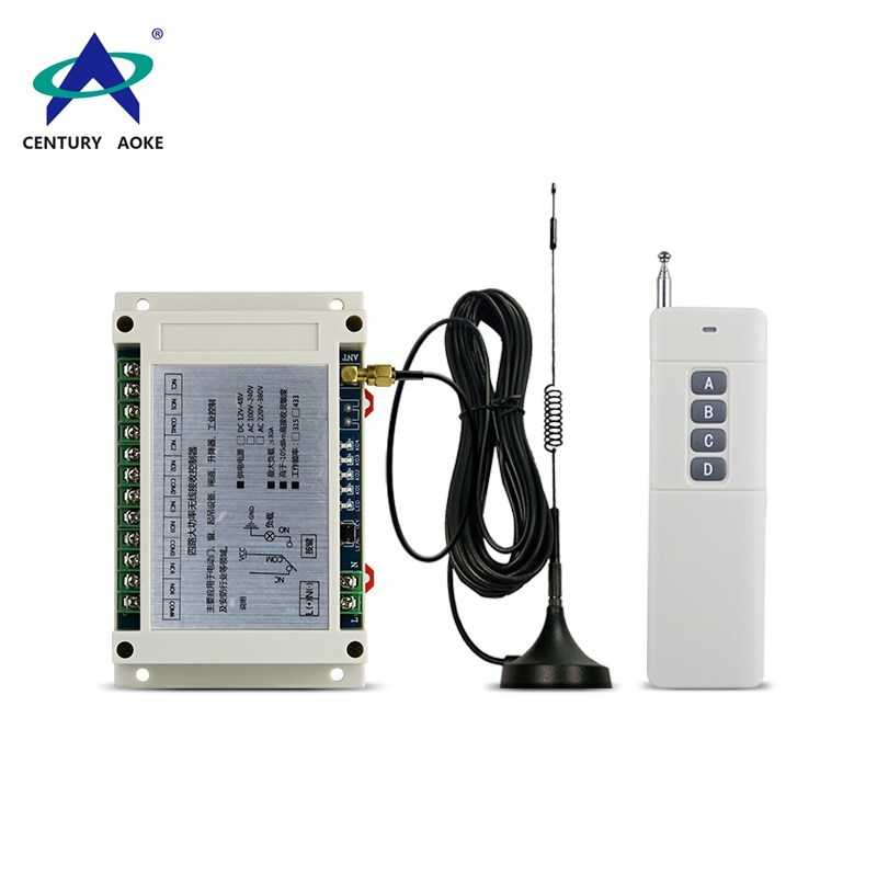 popular wireless remote control switch kit supplier used in electric screens