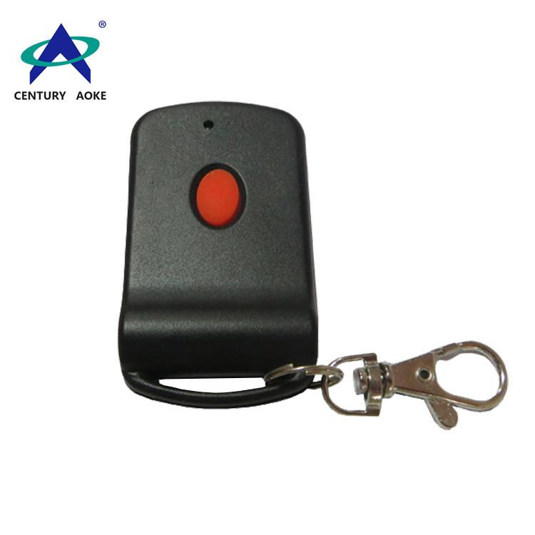 433mhz/315mhz one button rf wireless remote control