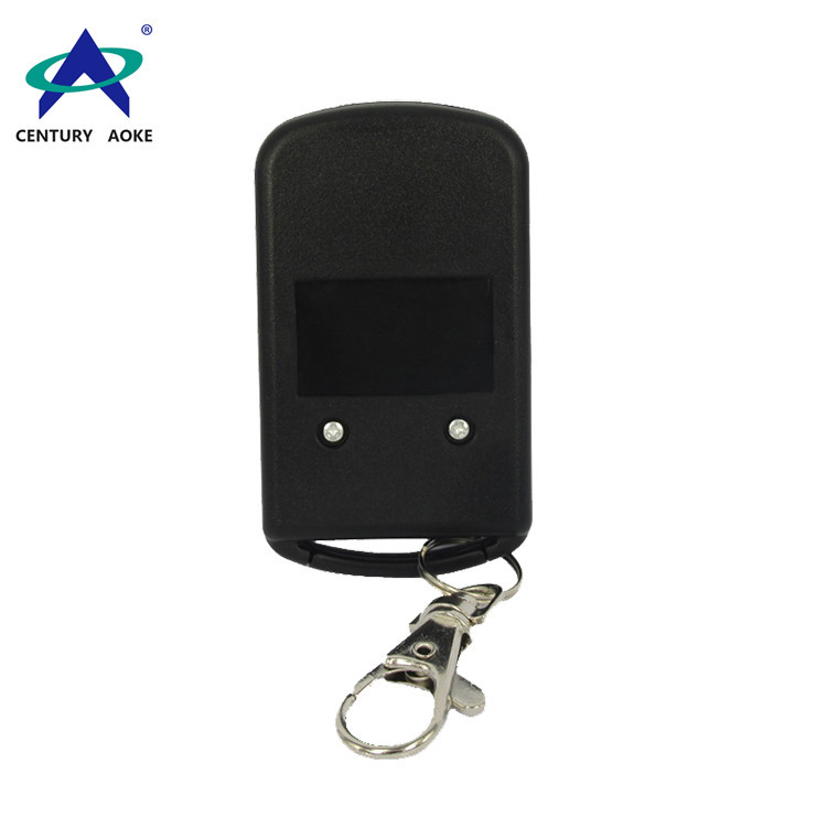 315MHz/433MHz 12V two buttons 200m wireless remote control