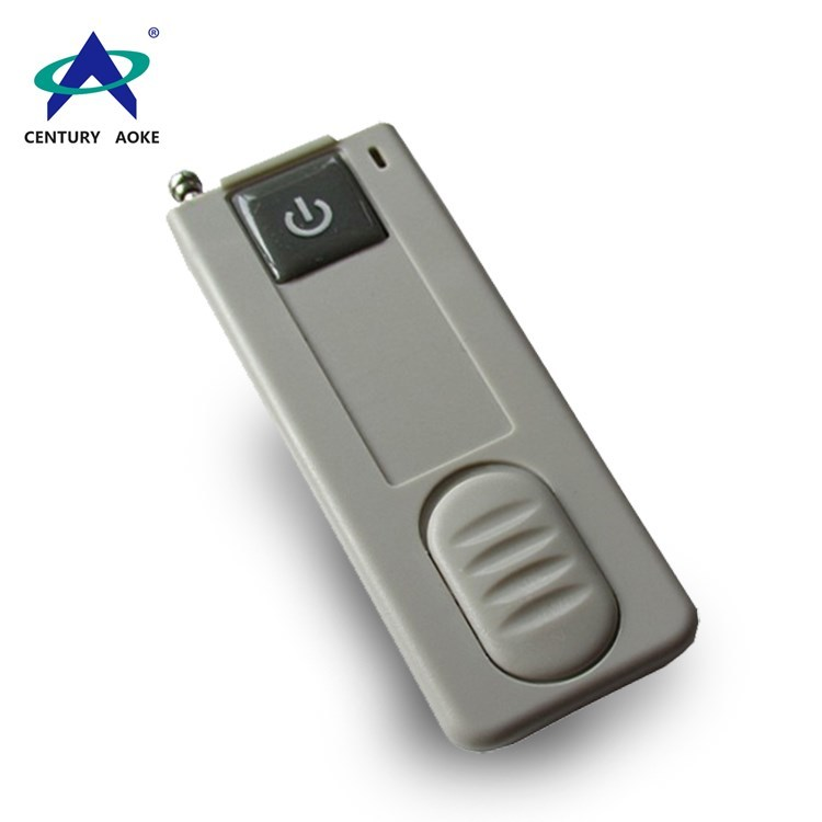 Ultra-thin single-button wireless remote control AK-CBF-1