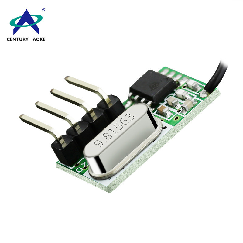 Wholesale superheterodyne receiver module 315/433M wireless module