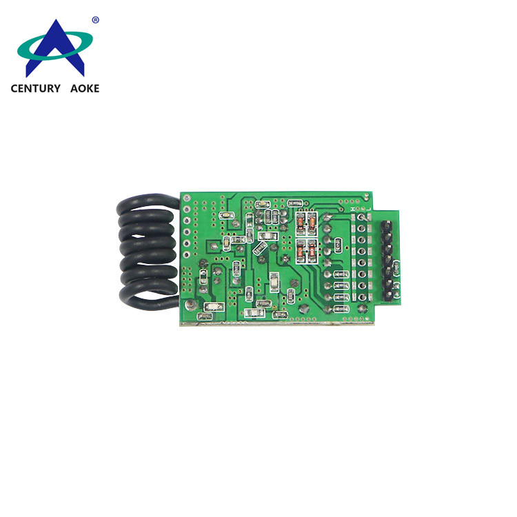 4000 meters wireless transmitter module with coding