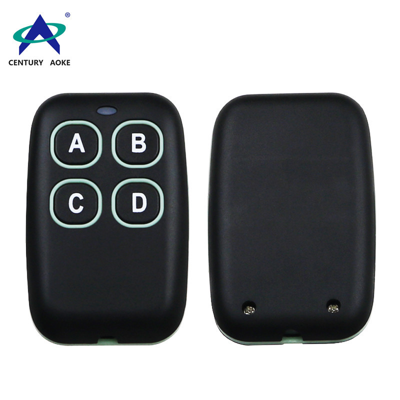 New four key with character copy type remote control for gate ,electric rolling shutter door ,expansion door