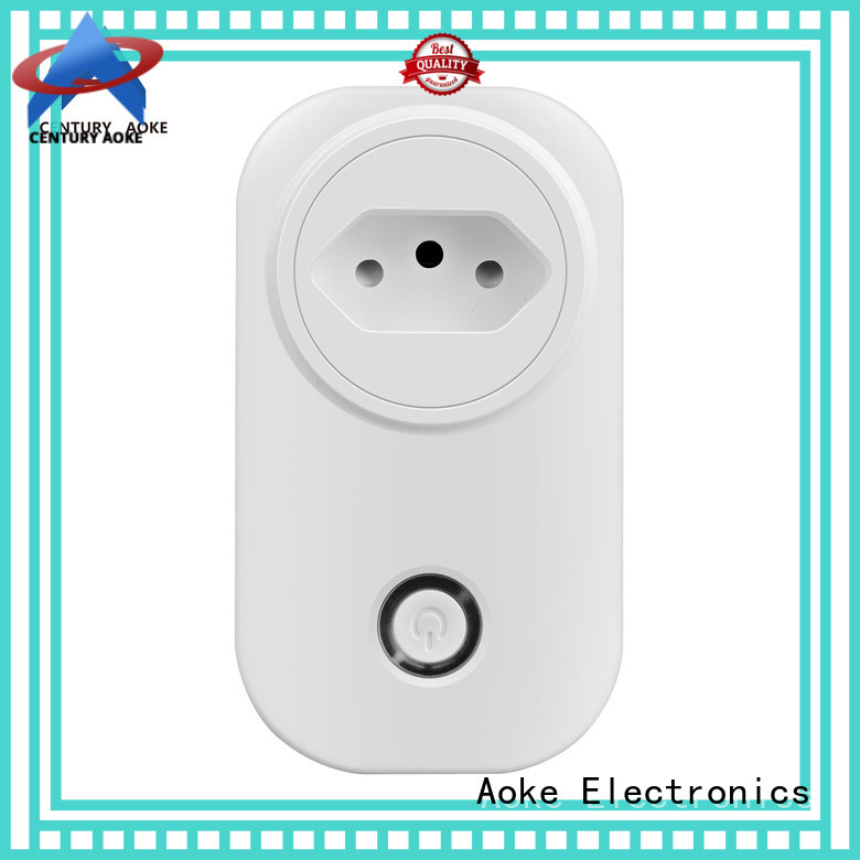 Aoke wifi wall socket for business used in electric control locks