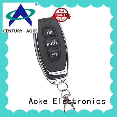Aoke garage remote control copy from China for convenience