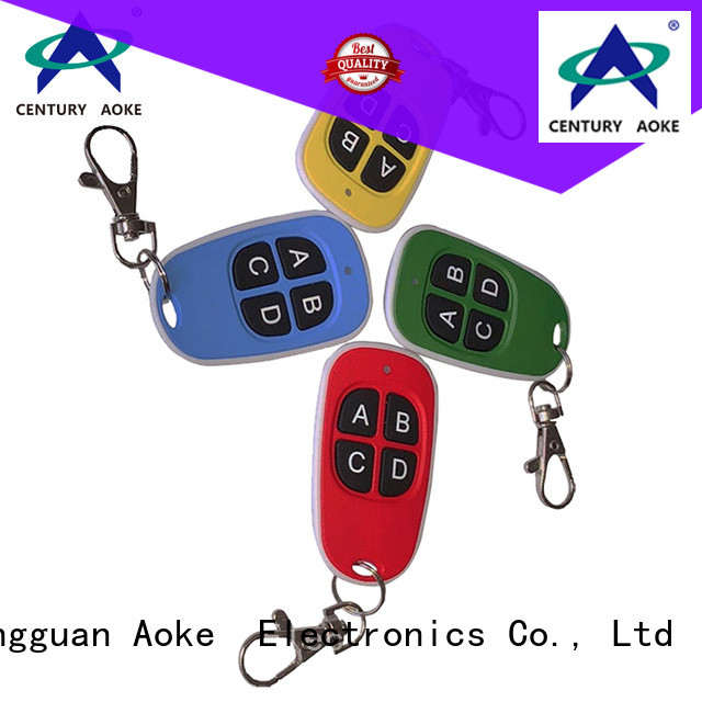 Aoke high quality remote control duplicator series used in electric control locks