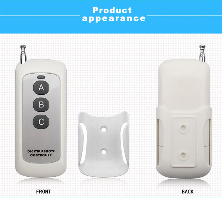 Aoke 110v remote control switch best supplier for home use-1
