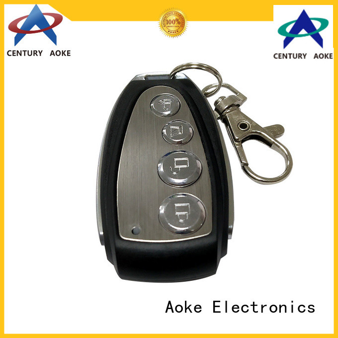 Aoke best remote control design used in electric windows and doors