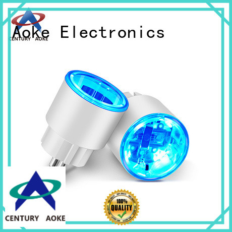 Aoke smart electric plug inquire now for convenience