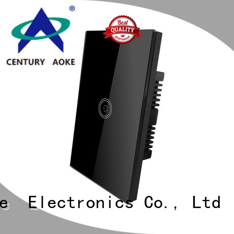 Aoke touch switch inquire now used in electric windows and doors
