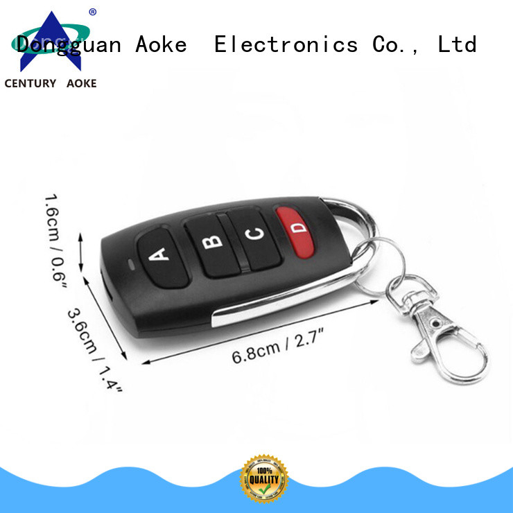 Aoke cloning remote control transmitter with good price for better life