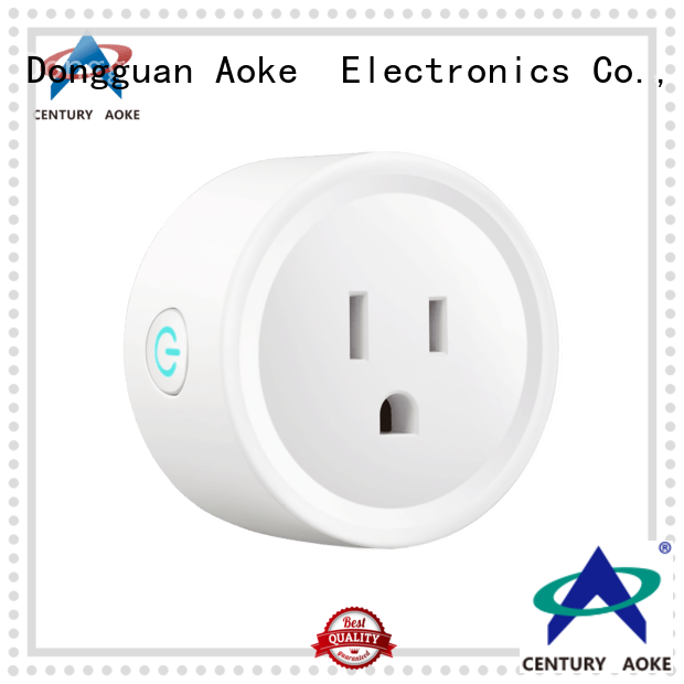 Aoke best smart outlet best supplier used in electric control locks