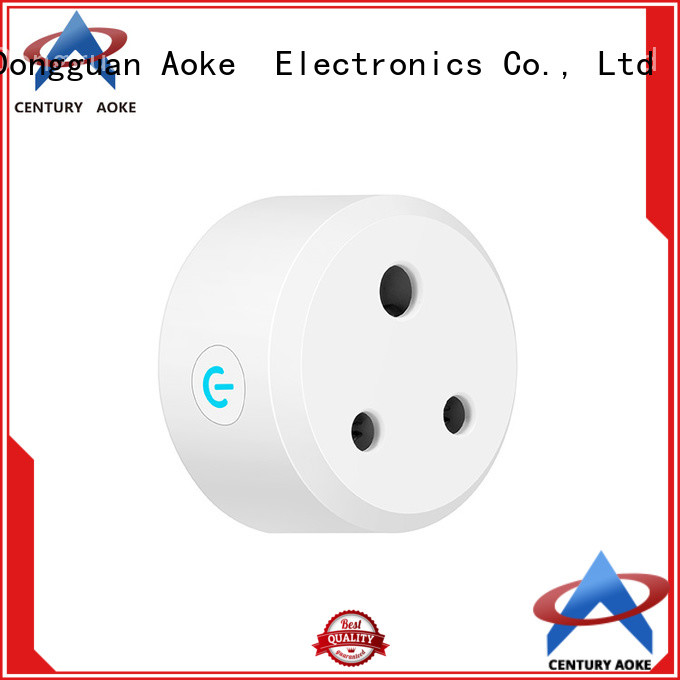 Aoke smart wall plug factory for convenience