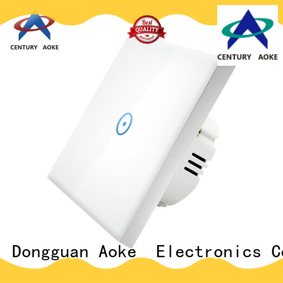 efficient touch panel light switch best supplier used in electric windows and doors