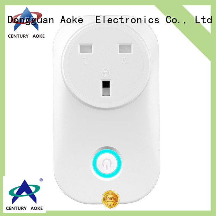 Aoke wifi power plug design for convenience