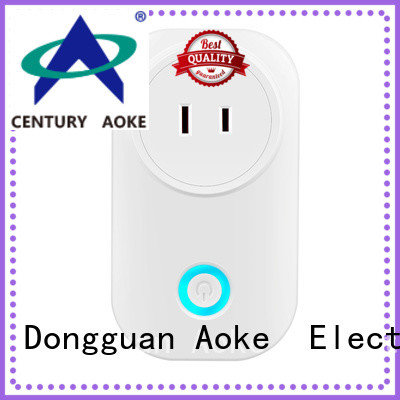 Aoke wifi outlet switch best manufacturer used in electric control locks