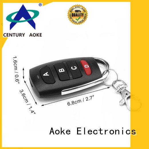 efficient duplicate remote control best supplier used in electric screens