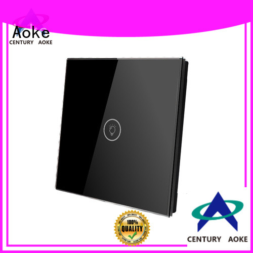 Aoke cheap led touch dimmer switch supply for better life